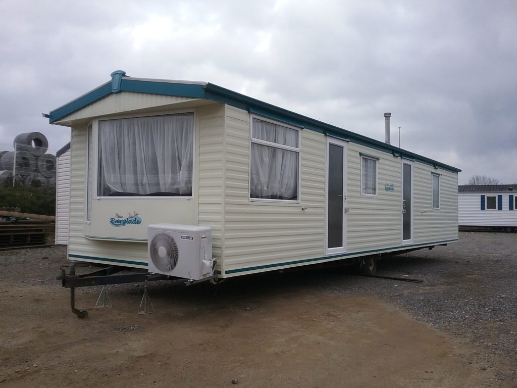 Occasion mobil home everglade 10m50 3m 3 chambres - Mobil home 3 chambres occasion ...